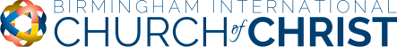 Birmingham International Church of Christ Logo