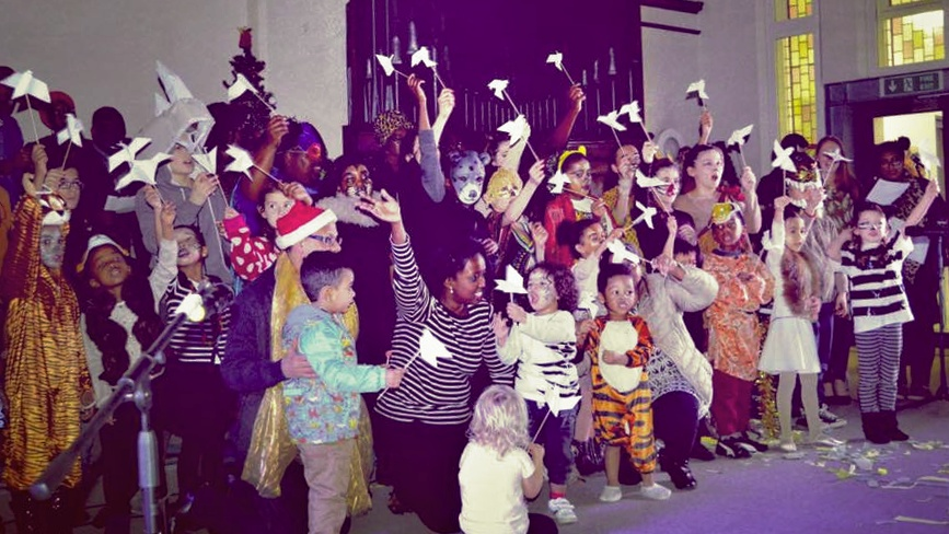 Enjoy the Christmas Play from Our Children's Ministry