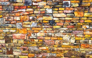 building right wall construction colourful