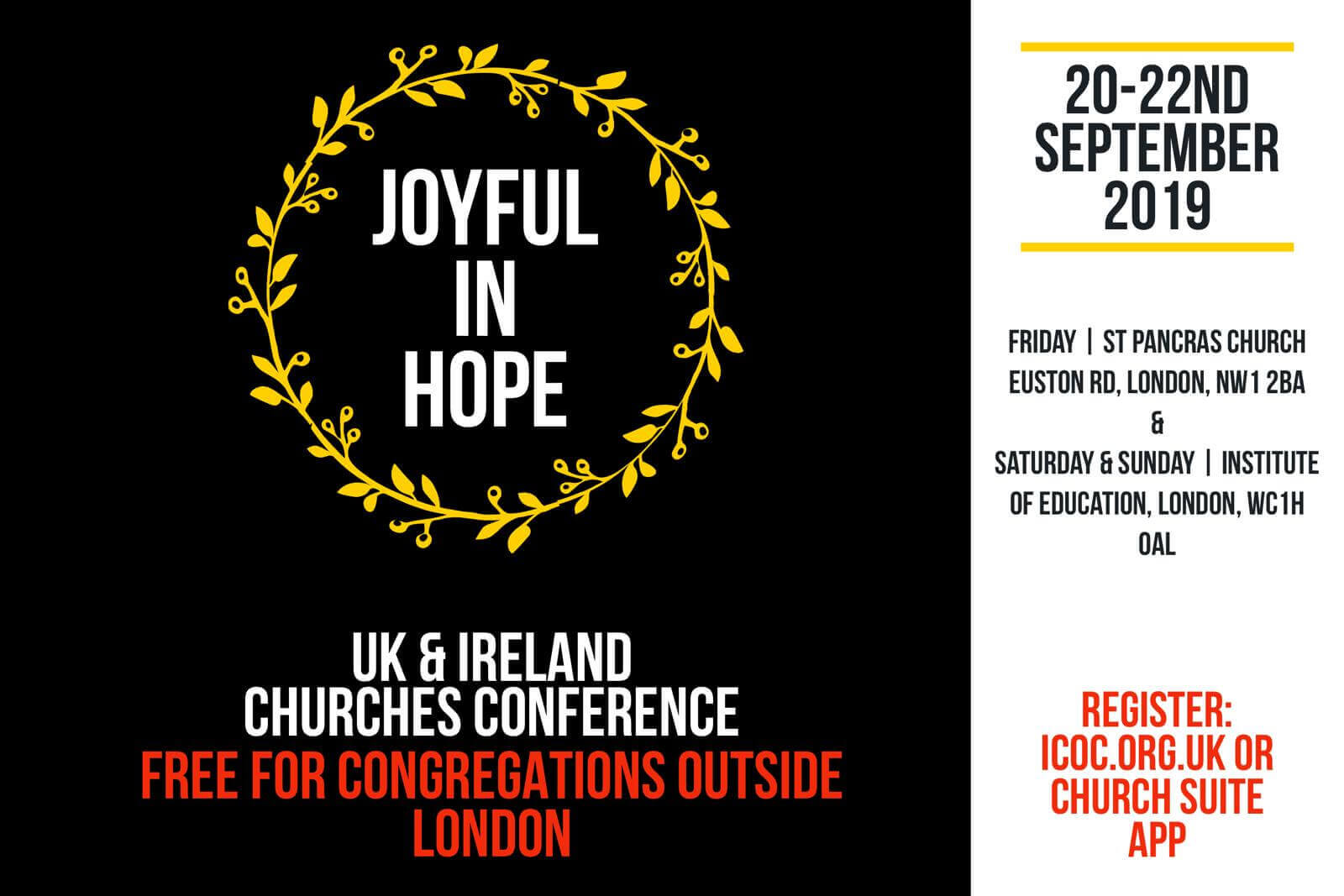 joyful in hope uk christian conference
